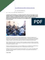Educación Universitaria-Patricia Pastor