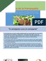 La Magia de La Homeopatía