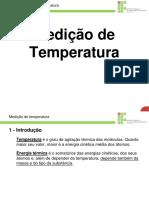 Aula 8_Medição de Temperatura