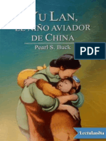 Yu Lan El Niño Aviador de China - Pearl S Buck