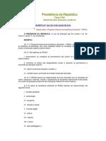 Decreto No 7.234- De 19 de Julho de 2010 - Dispoe Sobre o Programa Nacional de Assistencia Estudantil - PNAES