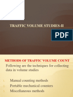 W-3 Traffic Volume Studies II.pptx