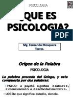 NOCIONES DE PSICOLOGÍA