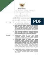 PERMENKES No 1191 Tahun 2010 Tentang Penyalur Alat Kesehatan.pdf