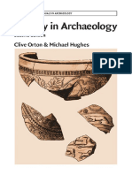 Orton, Clive_Michael Hughes_2013_Pottery in Archaeology