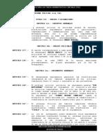 Itac - Marco Legal - Ley 746 - Titulo III - Sueldos y Asignaciones
