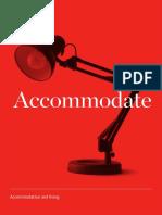 UC Accommodation