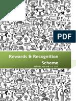 Rewards Recognition Scheme
