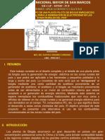 Planta Piloto de Biogas Enriquecido Con Acetileno (c2h2) Para La Generación de Electricidad en Las Zonas r