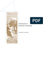 Historia - El Fusilamiento de Maximiliano