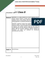 An1023en Iec60730-1 Class b