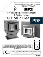 C-10564 Instruction EF2 DIN Technical Manual