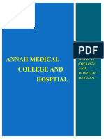 Annai Medical College