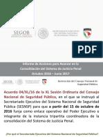 Presentacion Informe Consolidacion SJP