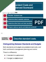 Chapter 11_Standard Cost & Balance Scorecard