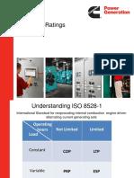 generator ratings