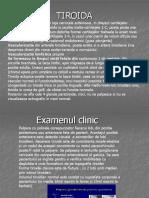 E-Explorari in Patologia Tiroidiana