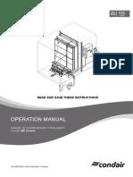 Adiabatic Air Humidification Air Cooling System Manual