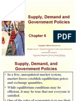 6_Demand Supply Gove Policies