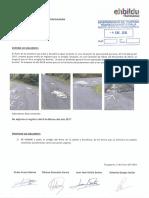 52 Durañona errepidea konpondu // arreglo de la carretera 2018-1-4