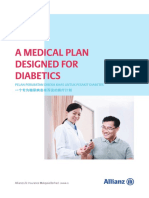Allianz Diabetic Essential Brochure Translated FA