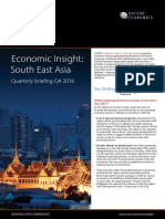 Economic Insight - SEA Q4 2016
