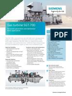 Factsheet SGT-700 En