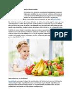 Points de vue de Pascal Robaglia sur l'obésité infantile
