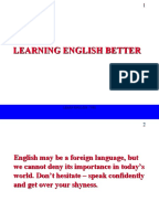 importance of learning english essay pdf