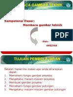 Gambar Teknik Presentasi 2