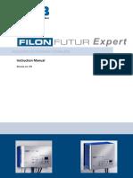 Bedienungsanleitung Filon Futur Expert ENG 09 2015-02-25