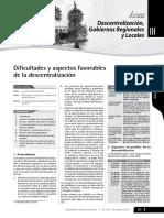 Descentralizacion Gobierno Regional 3