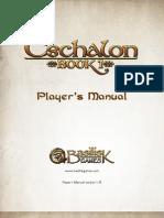 Eschalon Players Manual
