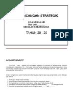 Contoh Pelan Strategik Koko