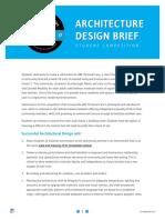 Student Architecture_Design Brief