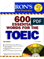 (Barron's Essential Words for the Toeic (W_CD)) Lin Lougheed Ed.D.-600 Essential Words for the TOEIC_ with Audio CD-Barron's Educational Series (2008).pdf