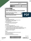 January 2009 QP - Unit 1 Edexcel Biology A-level.pdf