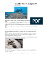 Coral Reefs disappearing
