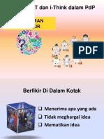 Elemen KBAT Dan I-Think Dalam PdP (Ong)