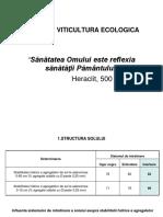 Cap III Solul in Viticultura Ecologica
