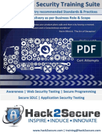 Application Security Testing Suite For The Corporate Employee.