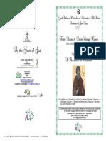 2018 - 11 Jan -Matlit- St Theodosios the Cenobiarch