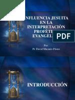 Influencia Jesuita en La Interpretacion Profetica