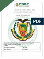 Informe KM13 Electrónica Grupa