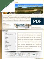 e Survey Lisps