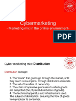Course 6-Marketing Mix in the Online Environment