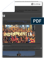 _Go Out & Vote!_ - Catalan Separatists Defy Spain, Distribute 1 Million Ballots Ahead of Referendum _ Zero Hedge