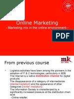 7 Mixul de Marketing Online 5 MKO S ENGLISH