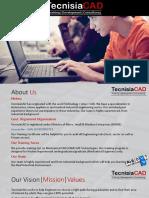 TecnisiaCAD Company Profile