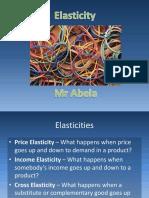 6 Elasticity